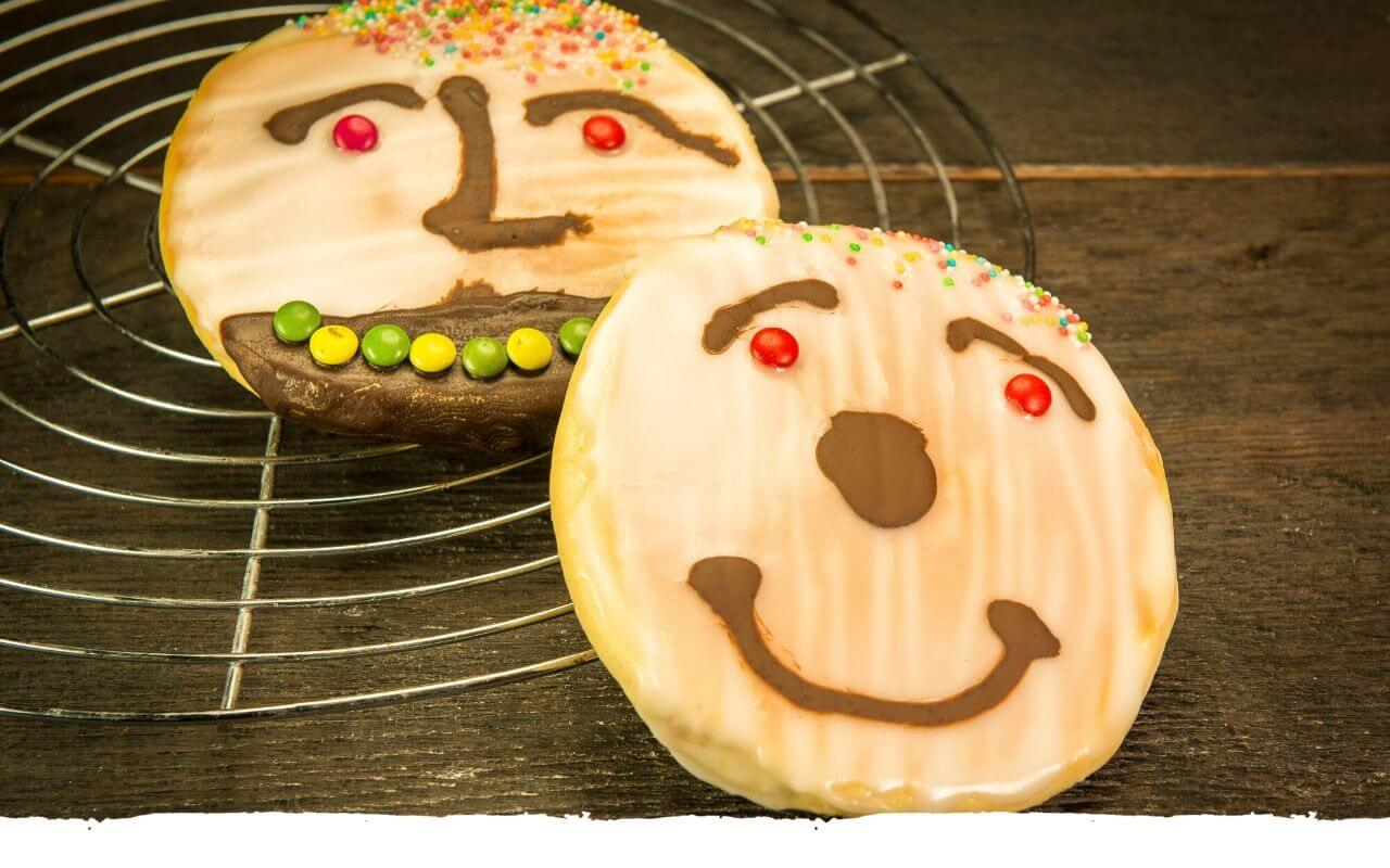 Amerikaner von der Bäckerei Brinker