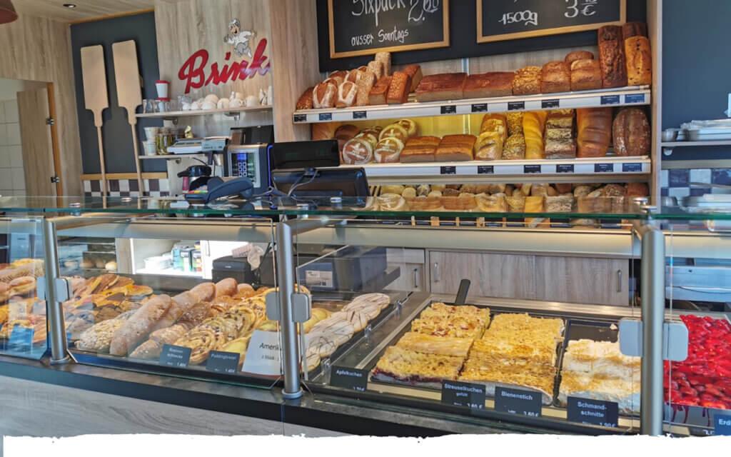 Bäckerei Brinker Filiale in Ennest