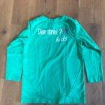Beflockung für Kinder T-Shirts