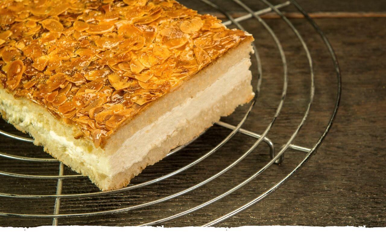Bienenstich von der Bäckerei Brinker