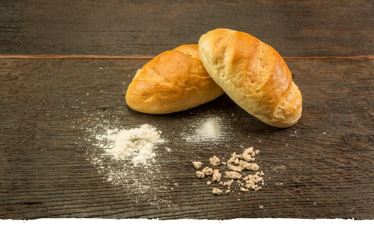 Butterwecken von der Bäckerei Brinker