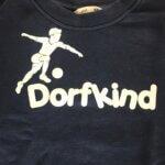 Dorfkind T-Shirt Beflockung