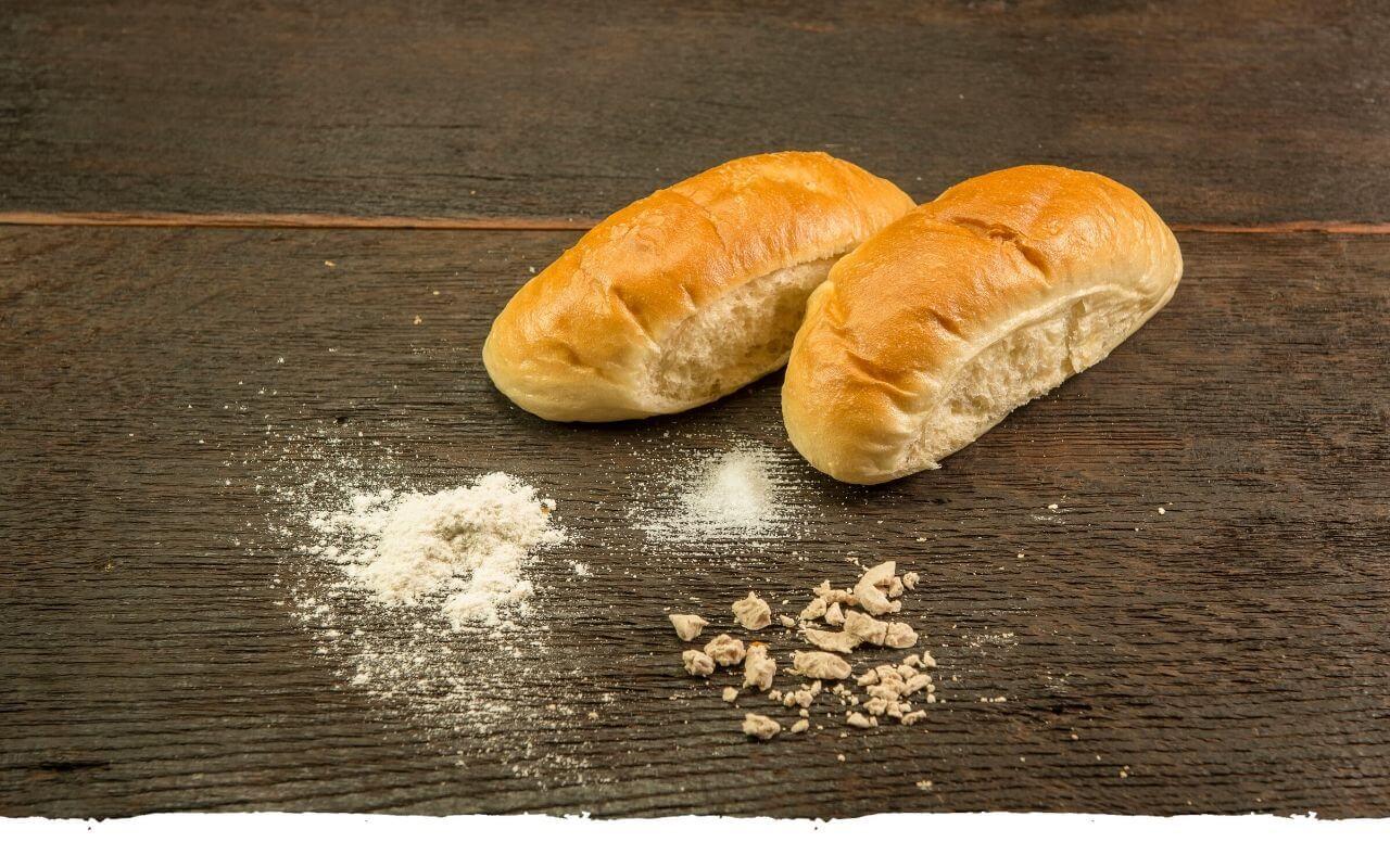 Einback von der Bäckerei Brinker