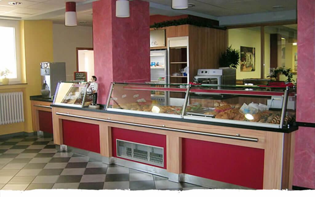 Bäckerei Brinker Gymnasium Maria Königin Lennestadt