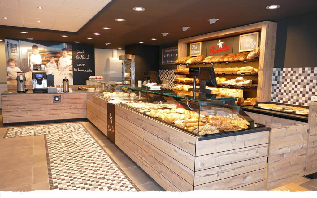 Bäckerei Brinker Hauptfiliale in Oberelspe
