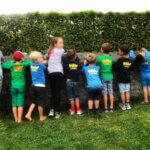 Kinder T-Shirt Beflockung im Sauerland