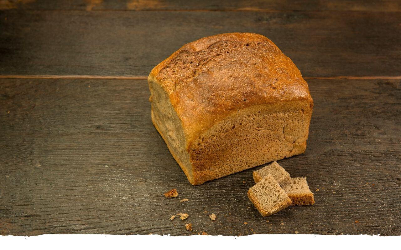 Kosakenbrot von der Bäckerei Brinker