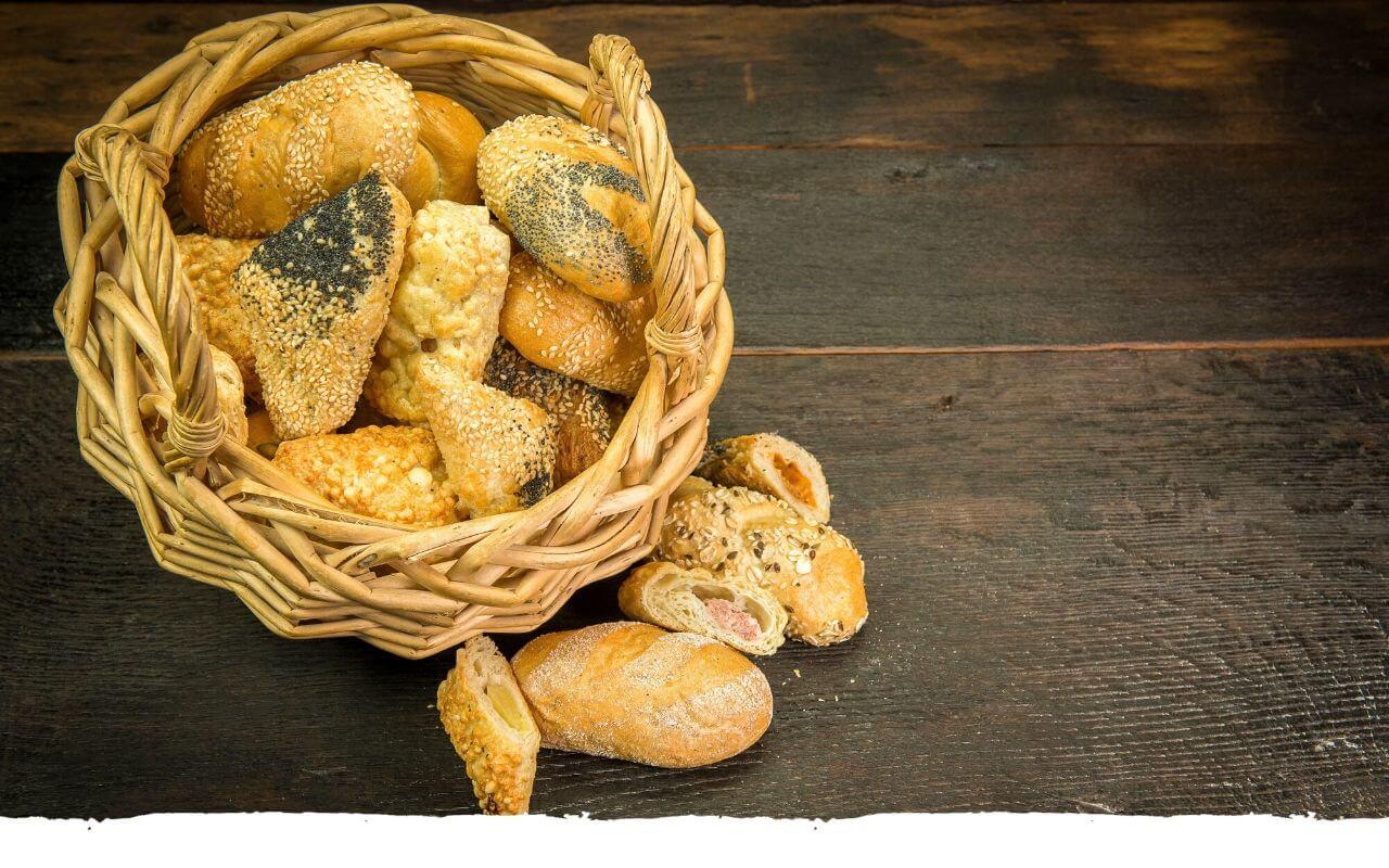 Partybrötchen von der Bäckerei Brinker