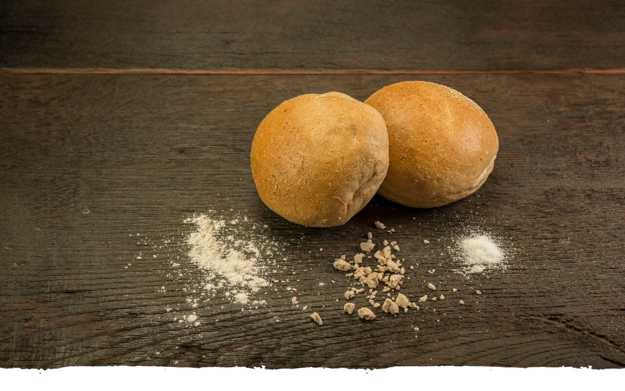 Röggelchen von der Bäckerei Brinker