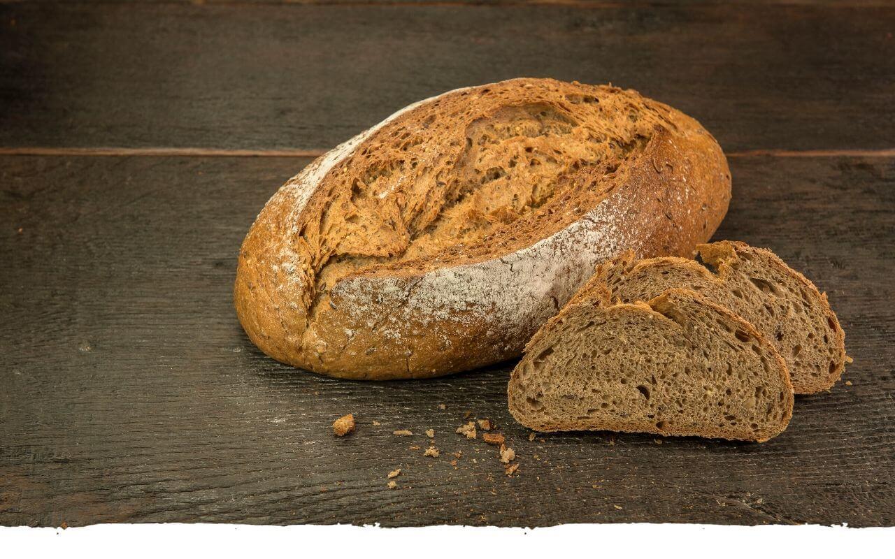 Sauerländer Mehrkornbrot von der Bäckerei Brinker