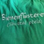 Shirt Bestickung Schriftzug