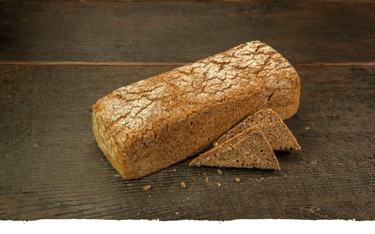 Vollkornbrot von der Bäckerei Brinker