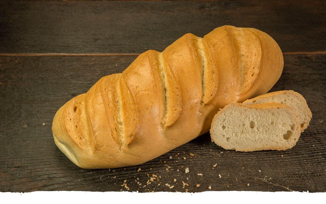 Weißbrot von der Bäckerei Brinker